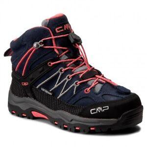 Caricamento dell immagine in corso CMP-Rigel-Mid-Trekking-Shoes-WP-Scarpe -Bambino- c81c733fefb