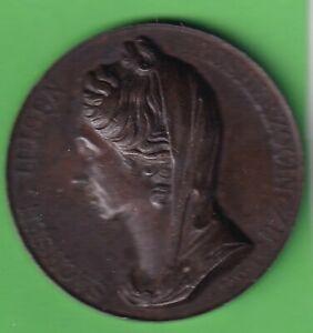 Sachsen-Weimar-Eisenach-Carl-August-1775-1828-Bronzemedaille-1806-A-Bovy
