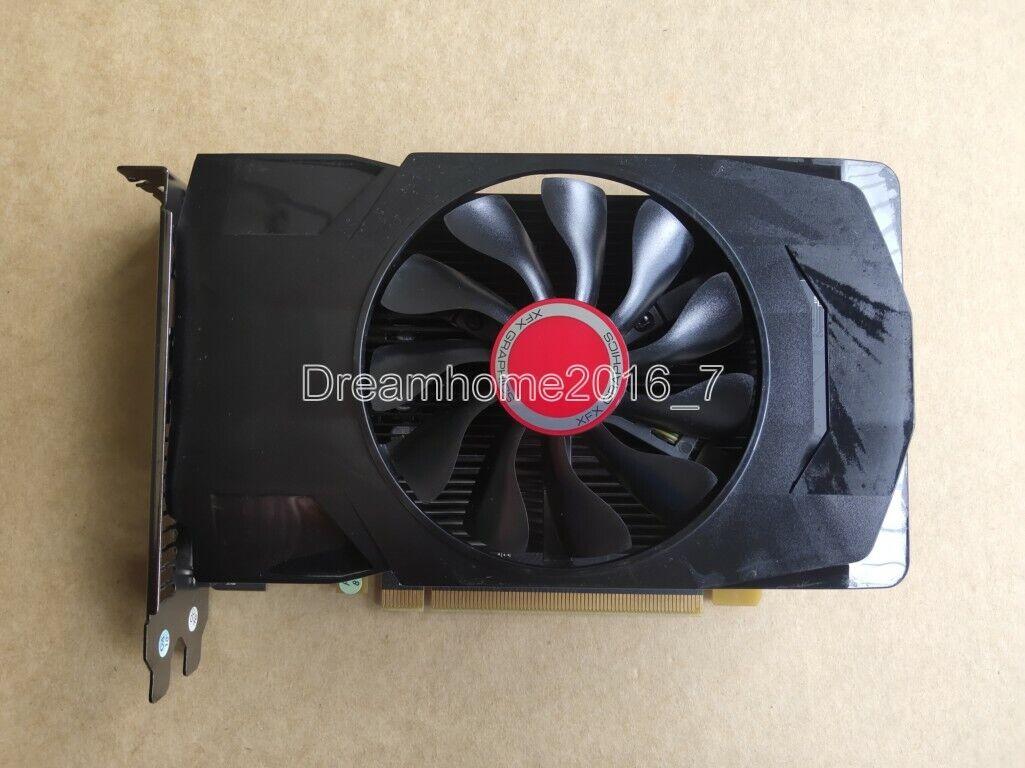 XFX AMD RX550P 4GB GDDR5 640SP Graphics Video Card With DP DVI HDMI Port