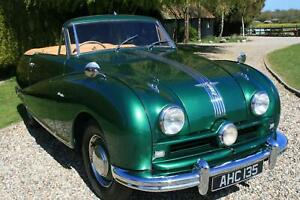 Austin A90 Atlantic Convertible in Wonderful Condition .Fully Restored