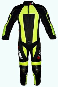 Mini-Motorbike-Kids-Leather-Textile-Suit-BIESSE-Age-4-To-16-years-Protectors-CE