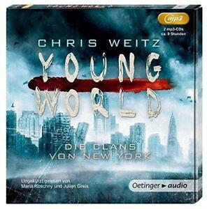 CHRIS-WEITZ-YOUNG-WORLD-DIE-CLANS-VON-NEW-YORK-2-MP3-CD-NEW