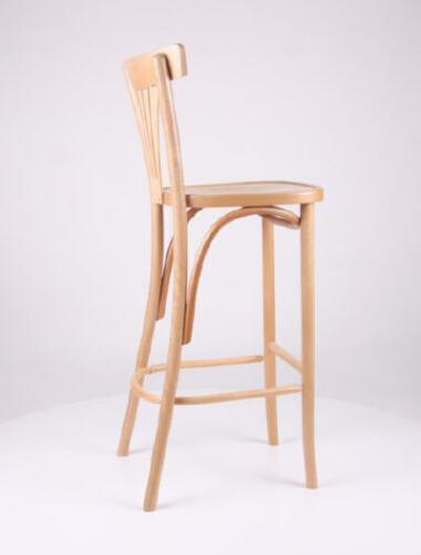 Stuhl - Barstuhl Stühle n059-2 -Sitzhöhe 76 cm- buche natur