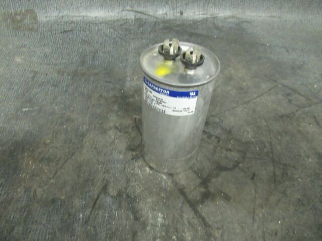 GE General Purpose AC Capacitor 45 UF 600 VAC P/n 97F8264