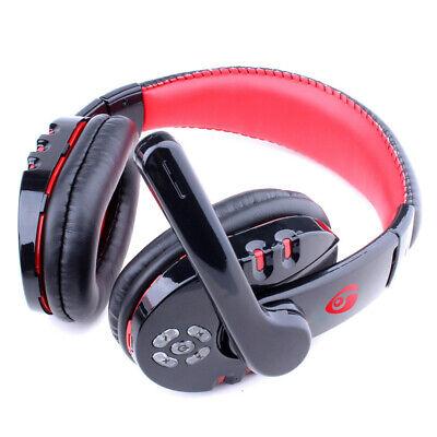 Wireless Gaming Headset W Mic Surround For Pc Laptop Ebay