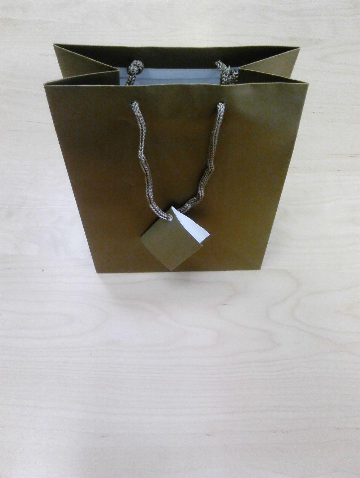 Qualité Forte Sacs cadeau avec corde MAINS (lot de 250)