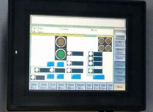 KEYENCE VT3-V7 VT3V7 24VDC 800mA OPERATOR INTERFACE TOUCHSCREEN W/ VT3-E3 MODULE