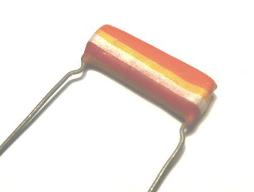 2 x Condensateur plastique C368 330nF 334 250V                        #CX250330N