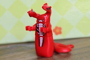 LEGO-NINJAGO-FANGTOM-Mini-Figure-2-Head-Red-Snake-Minifig-Ninja-Minifigure