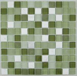 green mosaic bathroom tiles green mix glass and mosaic tile for bathroom 18579