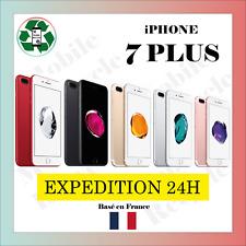 Apple iPhone 7 PLUS 32 GO / 128  Noir ou ROSE, Débloqué en bon état, vendeur PRO