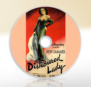 Dishonored-Lady-1947-DVD-Classic-Crime-Drama-Movie-Film-Dennis-O-039-Keefe