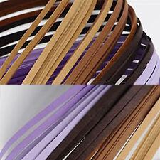 120 strisce quilling basse 3 mm tonalità viola 2