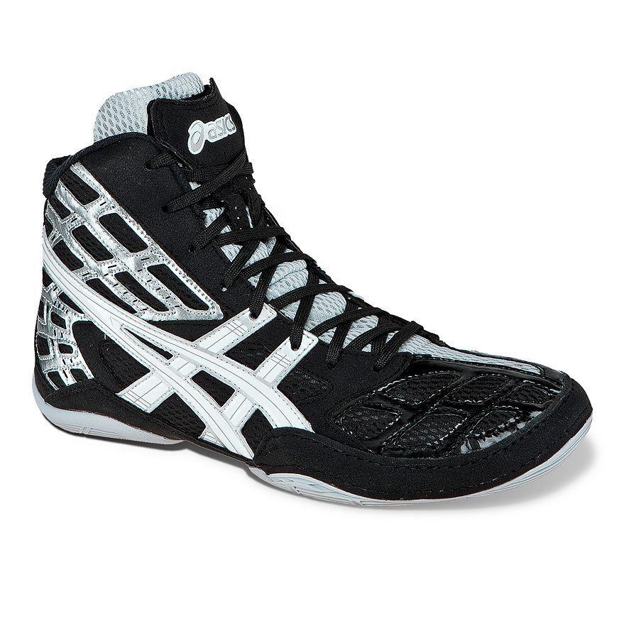 New! Uomo Asics Split Second 9 Wrestling Shoes  select sizes BW