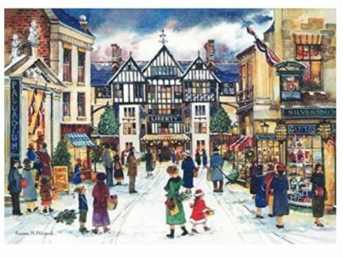 House of Puzzles 500 piece jigsaw puzzle GOING TO TOWN