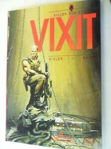 1 X Vixid-tueur De La Ville-reliés-éclats-par 1-afficher Le Titre D'origine Performance Fiable