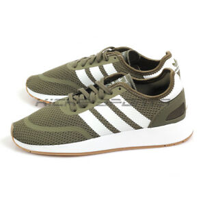 huge selection of 912fd 50d3c Image is loading Adidas-Originals-N-5923-Green-White-Gum-Lifestyle-