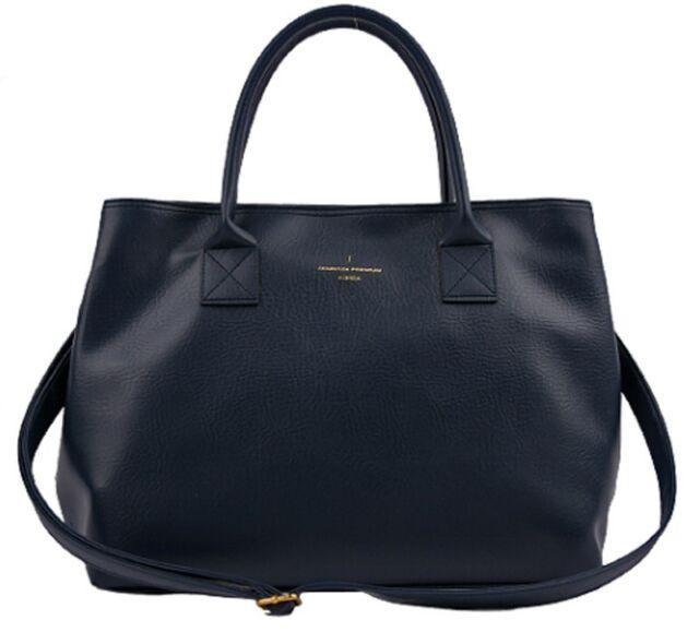 New Women Handbag Faux Leather Ladies Shoulder Tote Cross Body Bag Large Satchel