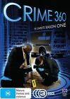 Crime 360 : Season 1 (DVD, 2010, 3-Disc Set)