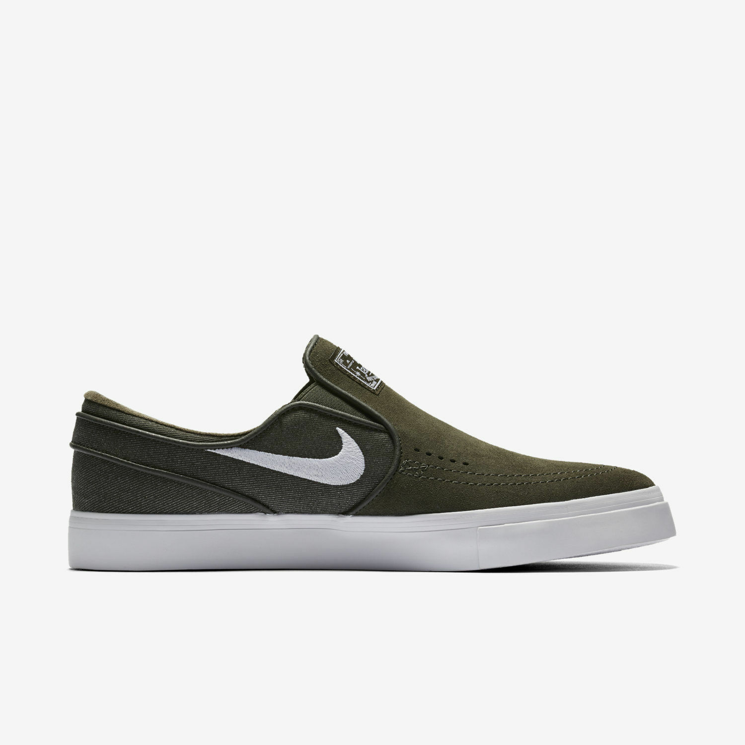 NIKE Zoom Stefan Janoski Slip homme chaussures Style 833564-311 Multiple Tailles