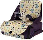 Munchkin Travel Booster Seat Purple 2 Adjustable Height Position