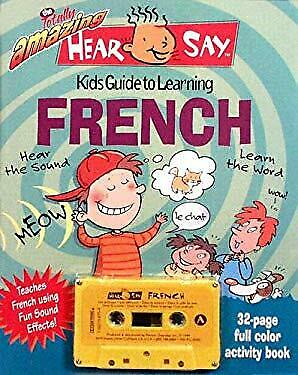 Here-Say French : Activity Kit by Rivera, Donald S.
