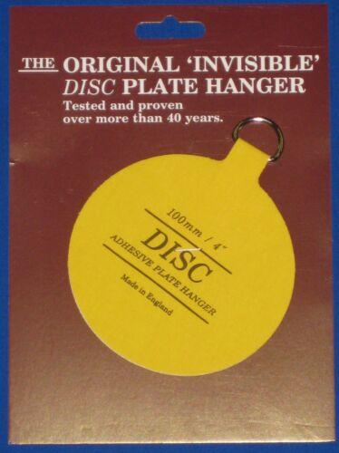 Original Disc Plate Hanger 100mm Pack Of 5
