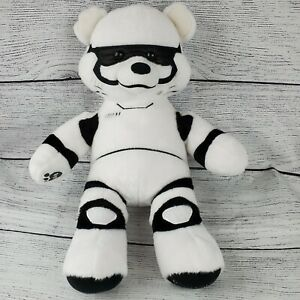Build-A-Bear-Star-Wars-18-034-Storm-Trooper-The-Force-Awakens-Stuffed-Plush-White