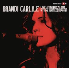 Brandi Carlile - Live at Benaroya Hall with the Seattle Symphony [New CD]