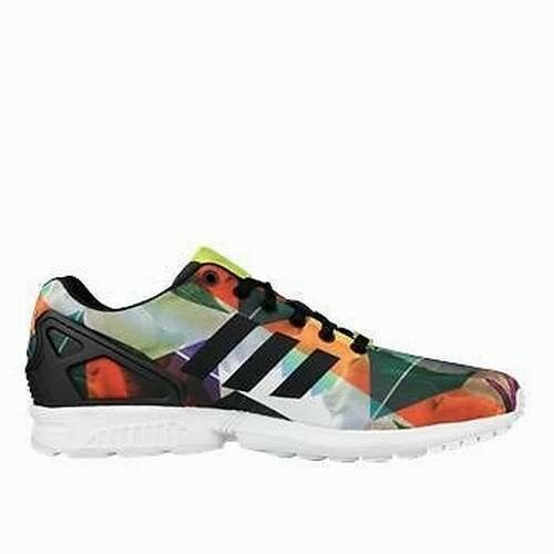 Adidas Original Zx M21064 Flux City Pack Barcelona Multicolor Mujer Zapatillas M21064 Zx d6636d