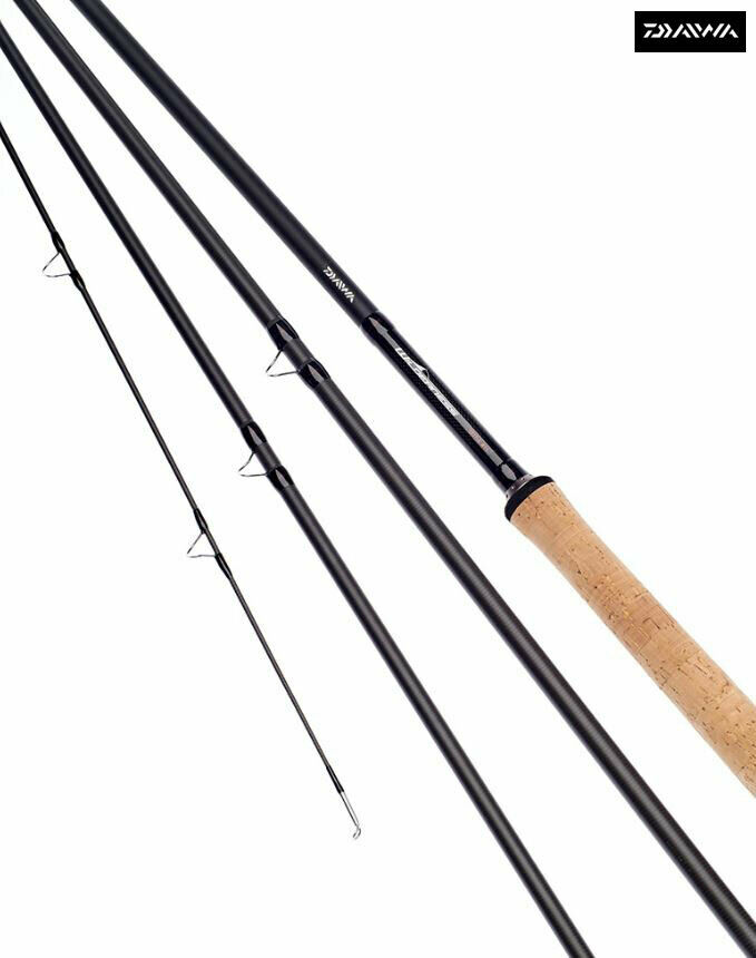 New Daiwa Wilderness Salmon Fly Fishing Rods - All Models   with 100% quality and %100 service