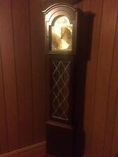 Vintage Tempus Fugit Grandfather Clock