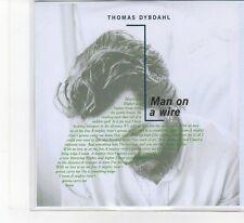 (FB468) Thomas Dybdahl, Man On A Wire - 2013 DJ CD