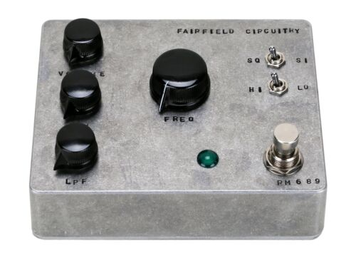NEW Fairfield Circuitry Randy/'s Revenge Ring Mod EFFECTS PERFECT CIRCUIT