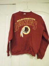 Jostens Washington Redskins NFL Football Team Sweatshirt Men's Size Large