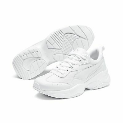 PUMA CILIA fitness shoes jogging shoes sneaker trainers 369778 white | eBay
