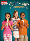 Kids Songs for Recorder by Hal Leonard Corporation (Paperback, 2010)