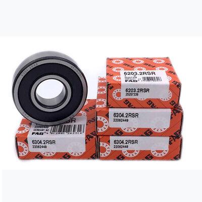 NEW FAG 6006.2ZR.C3 BALL BEARING 30mm x 55mm x 13mm