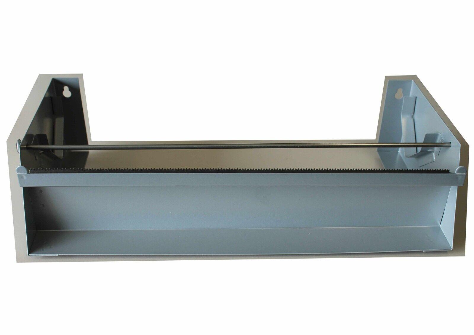 Folienspender Abrollgerät Folientrenngerät Alufolie Frischhaltefolie 45 cm
