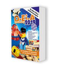 Der brandneue O-Ei-A Spielzeug 2019, der Katalog NUR für Bastelsachen aus dem Ei
