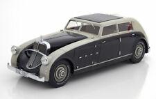 grau #87650 BoS-Models Maybach Zeppelin DS8 Stromlinie Spohn 1932-1:87