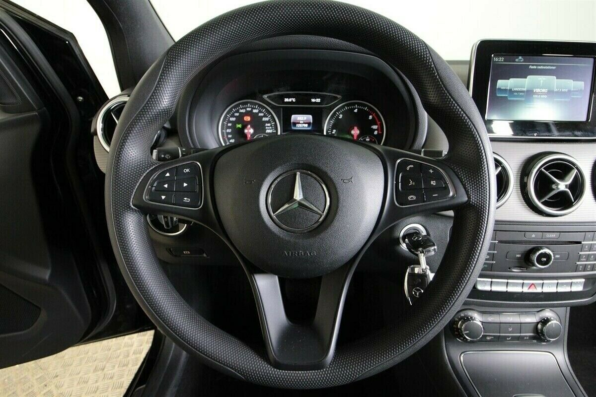 Mercedes B200 d aut.