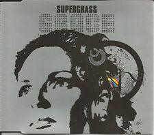 SUPERGRASS Grace w/ 2 UNRELEASED TRX Europe CD Single SEALED USA seller 2002