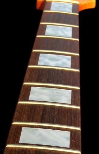 Jockomo Japan Gitarre Bass Intarsien Sticker Griffbrett Marker Block Weiße Perle