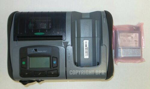 R4P-6UBA0100-00 Zebra RW4-PS RW420 Print Station for MC55//MC65 Handhelds P//N