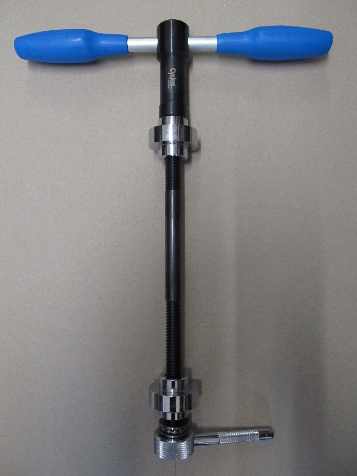 Cyclus Steuersatz Einpreß Werkzeug Profi NEU Semi-Integriert 44mm ZS44