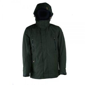 About Tex Long Rrp Many Winter ReadShow Warm Original Mens Parka Jacket 95 Icepeak Title 159 Pockets Details LR345jA