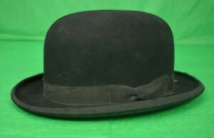 d9be1d02f7f Image is loading Classic-Herbert-Johnson-for-Brooks-Brothers-Bowler-Hat-