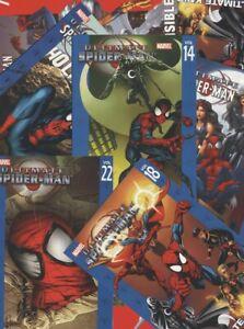 Ultimate-Spider-Man-SC-Trade-Paperback-U-Pick-Bendis-BAGLEY-Black-Cat-DAREDEVIL