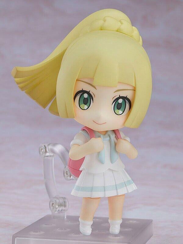 Nendoroid POKEMON vivace Lillie Good Smile azienda Japan NUOVO
